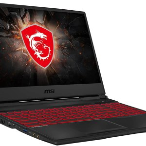 MSI 17,3, Intel Core i7, 16 GB RAM, 512 GB SSD, GTX