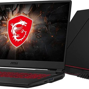 MSI laptop, Intel Core i7, 16GB RAM, 512 GB SSD, RTX