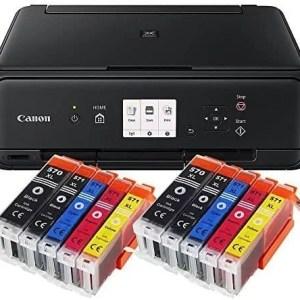 Canon Pixma TS5050 multifunkciós nyomtató, 10 XL festékpatronnal