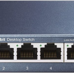 TP-Link TL-SG105 5-portos hálózati Switch