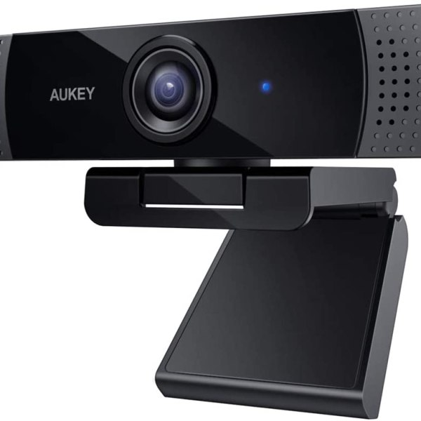 AUKEY FHD webkamera ztereó mikrofonnal