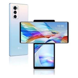 LG Wing 5G Dual Sim 8GB+128GB-kék