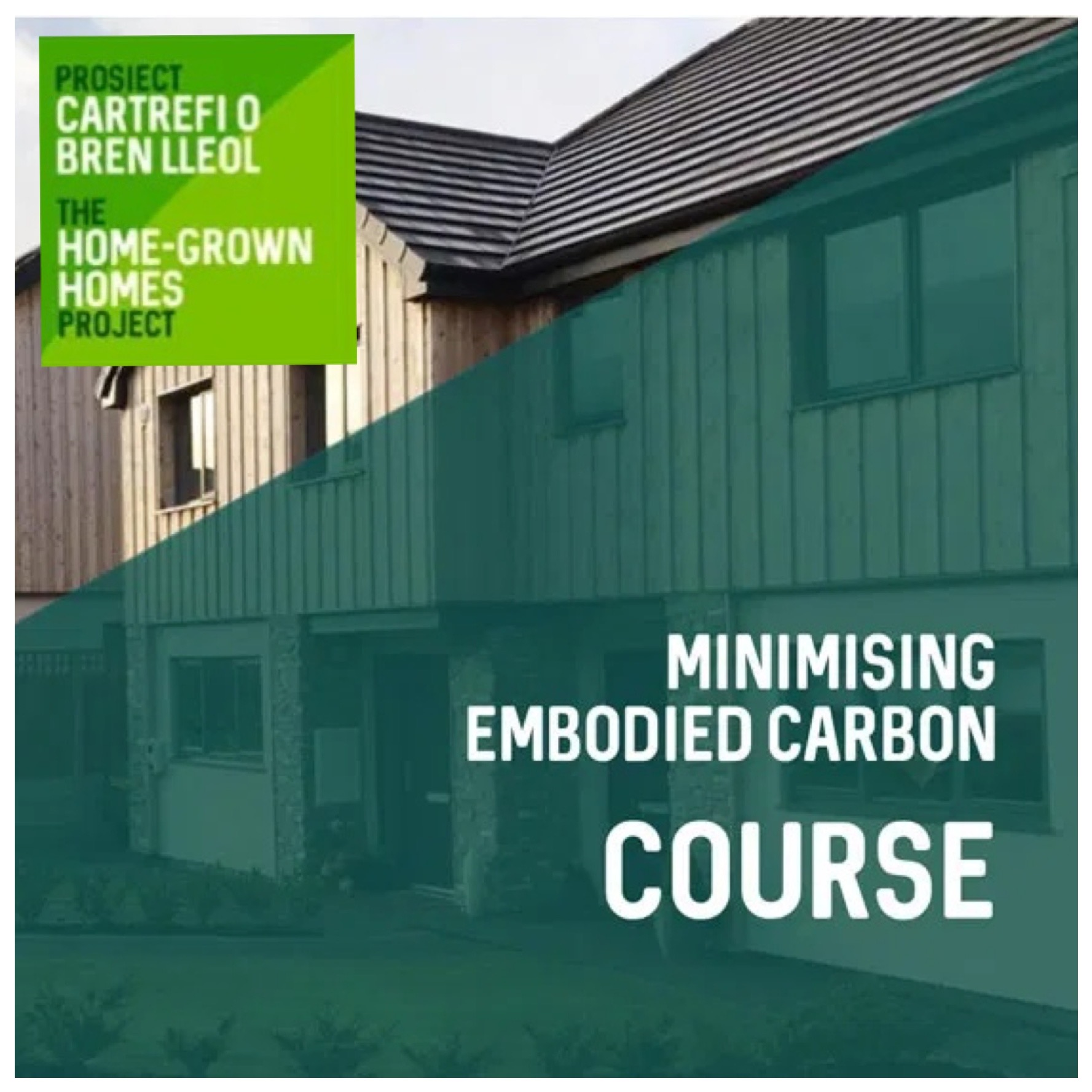 Minimising Embodied Carbon Course
