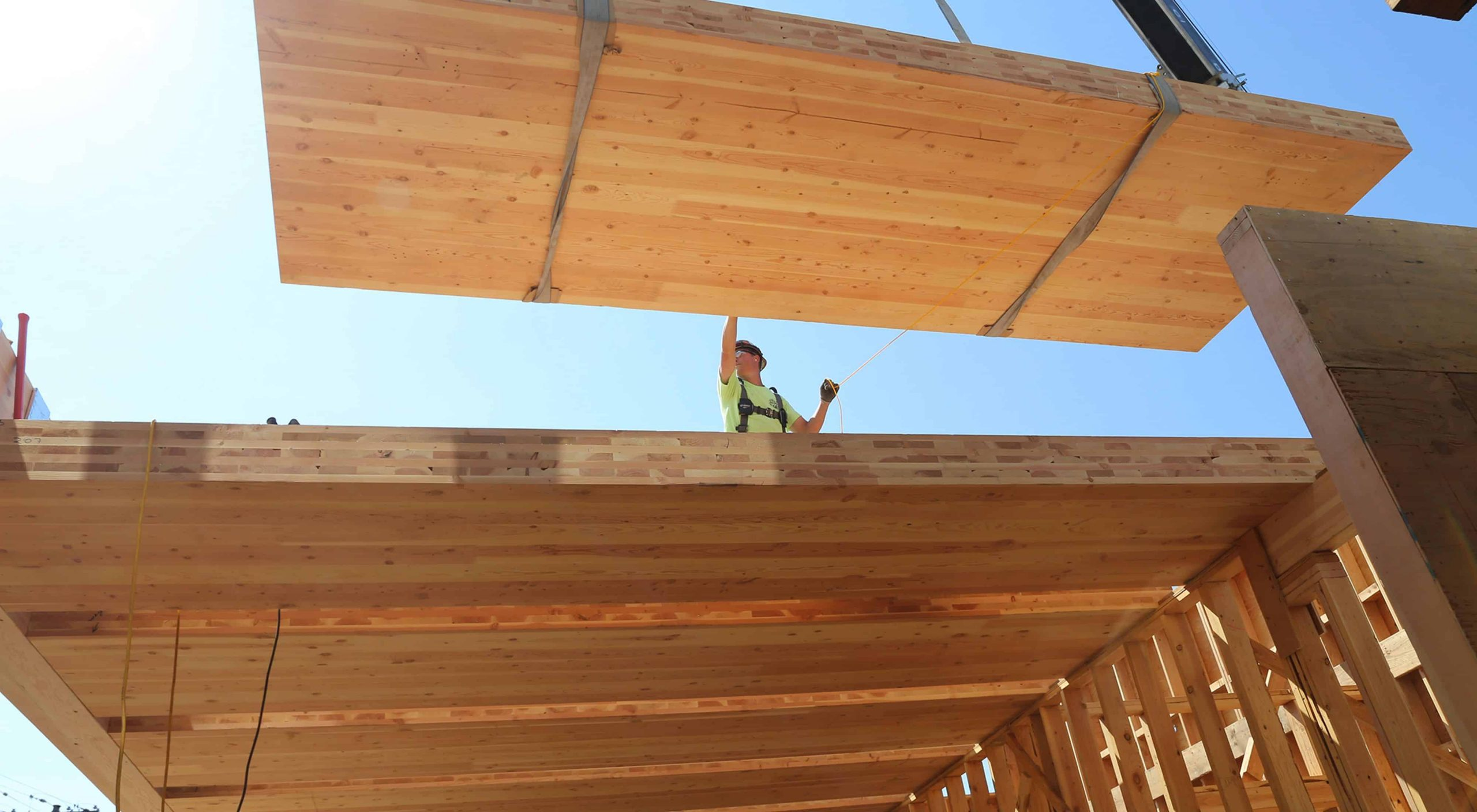 Timber Accelerator Hub
