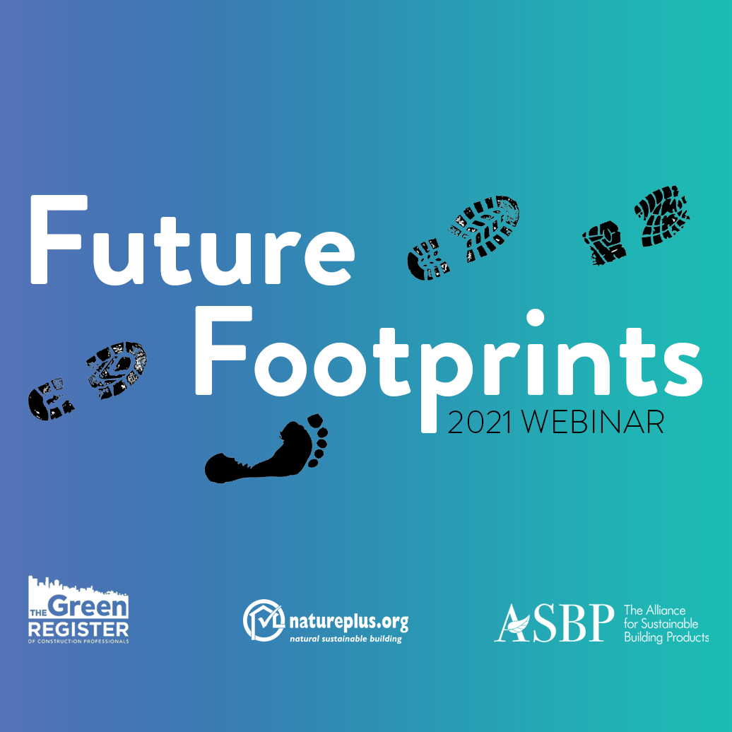 Future Footprints 2021 - Timber, steel and concrete: A carbon comparison