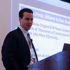 Tudor Van Hampton, Deputy Editor - Regions, Engineering News-Record