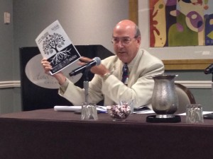 Roy Harris on the ethics panel