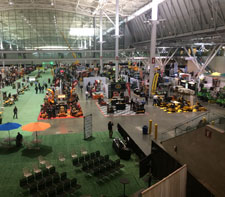 Tradeshow floors can be huge. Packing comfortable footwear for long hours on your feet is a must.