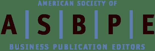 American Society of Business Publication Editors logo