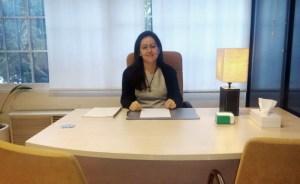 Alicia Santamaría - Psicóloga y terapeuta EMDR - Psicoterapeuta