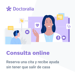 Botón de reserva de cita online