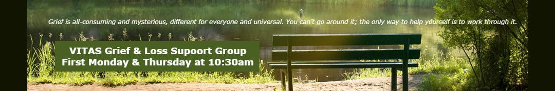VITAS Grief & Loss Support Group