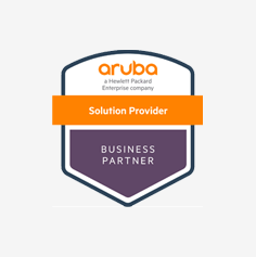 Aruba Solution provider