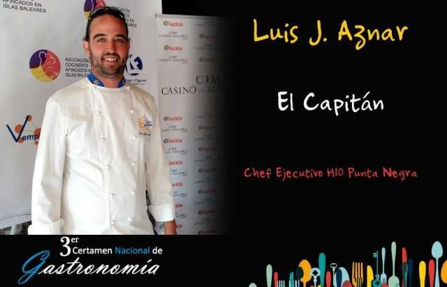 Luis J. Aznar - El Capitán