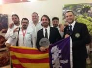 La Selección Gastronómica Balear consigue un tercer puesto en el III Certamen Nacional de Gastronomía de la mano de Juan Biedma