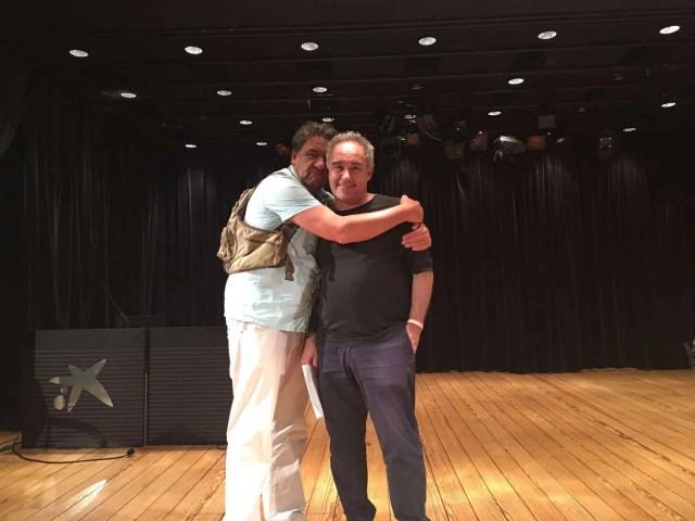 Ferran y Koldo
