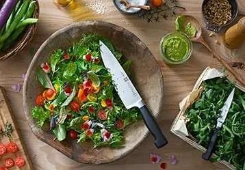 Ensalada de tomate con vinagreta de albahaca – Zwilling Culinary World
