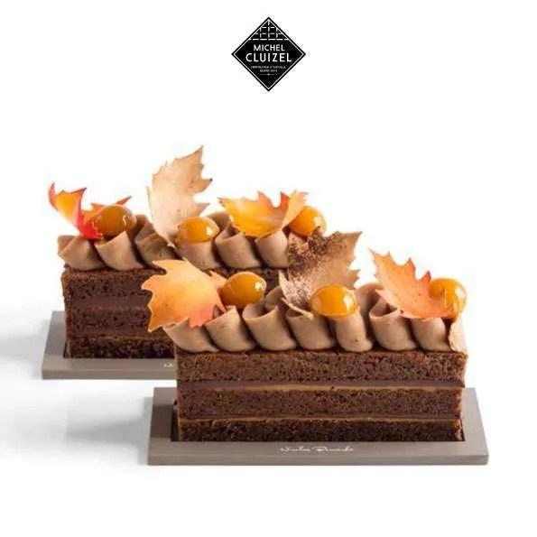 Cakissime de Chocolate y caramelo exotico