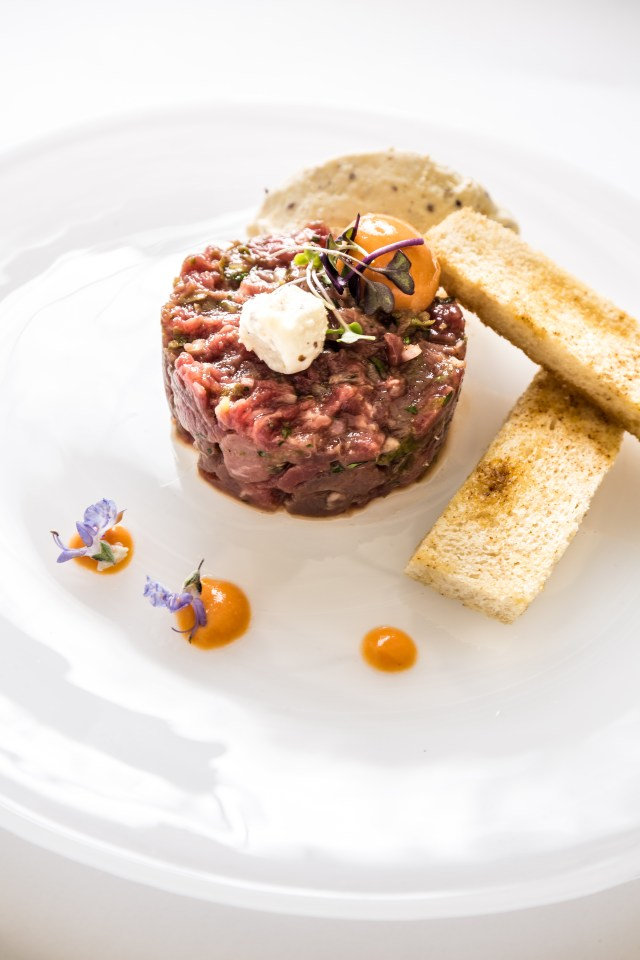 Steak Tartar de Silvana Farias