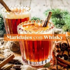 maridajes con whisky guru of spirits