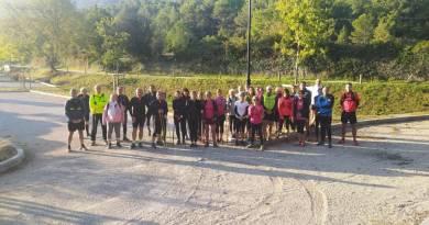 Reconnaissance du Trail des Chateaux