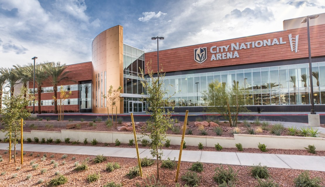 Golden Knights hockey complex approved for downtown Henderson