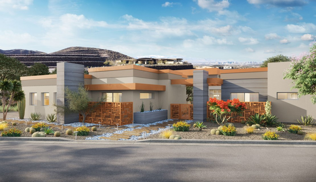 Accelerated Design Build featuring Sun West Custom Homes