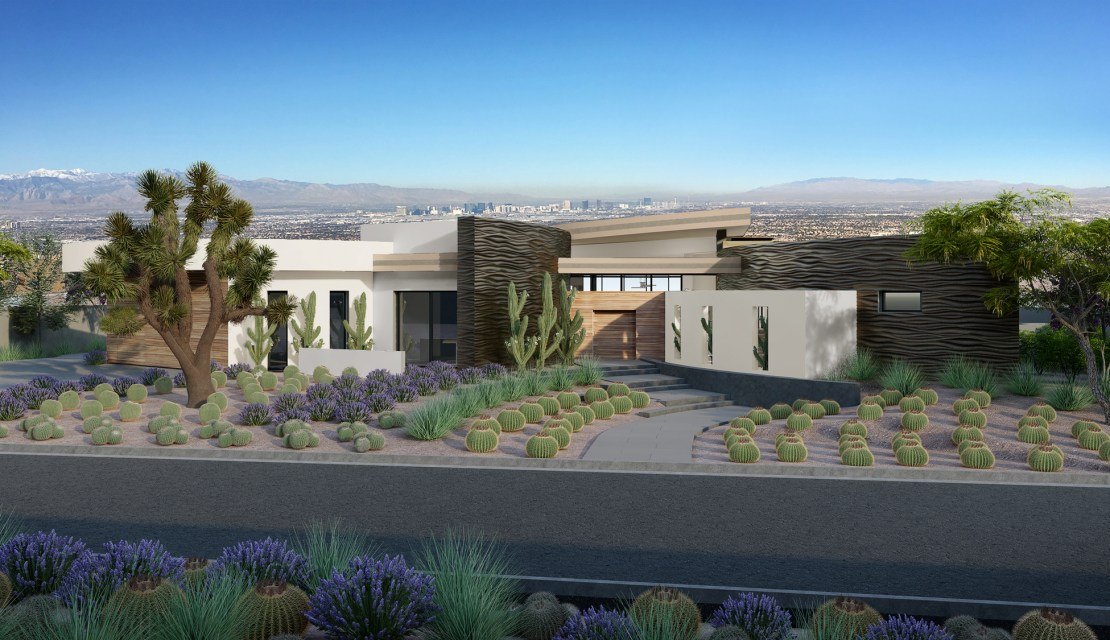 The New American Home 2020 Lives at Ascaya