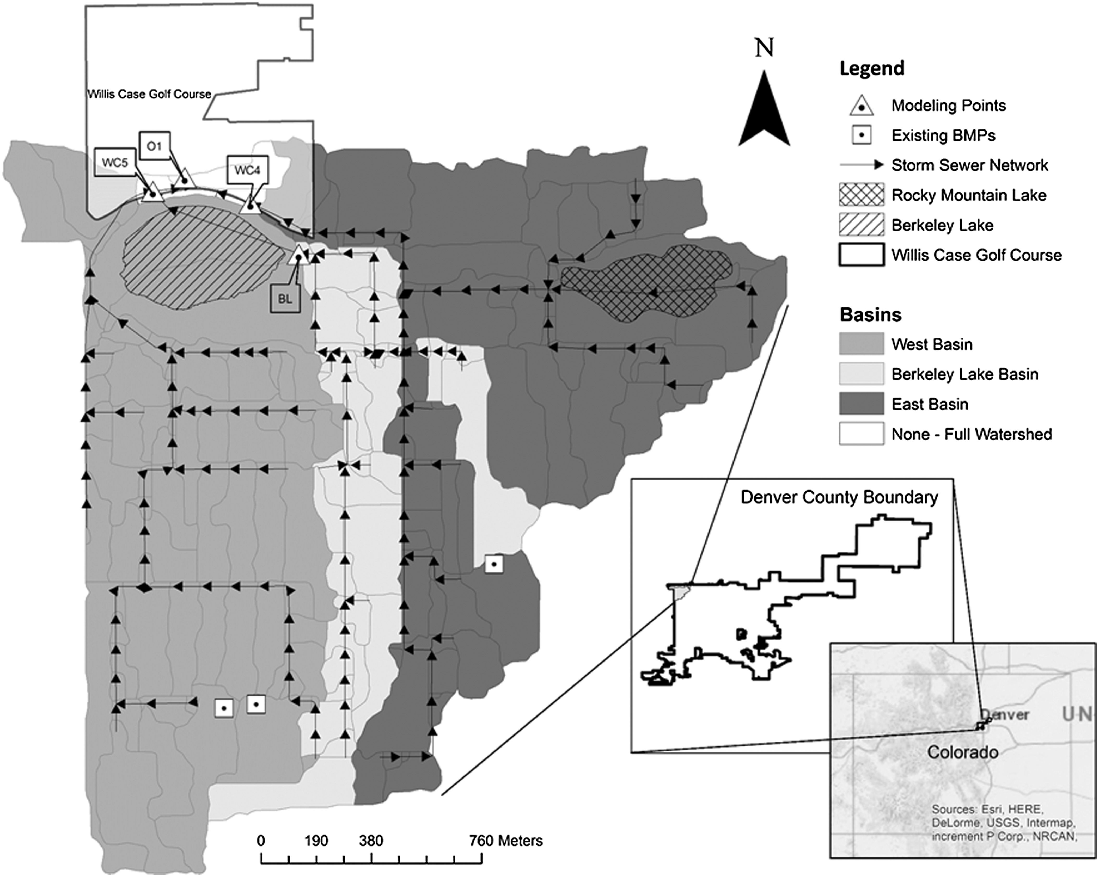 High Resolution Modeling Of Infill Development Impact On