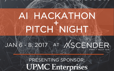 Hackathon for IBM Watson AI XPRIZE Jan 6-8, 2017