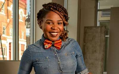 Bowties and Business with Nisha Blackwell