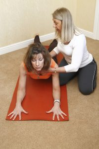 Specific movements can help low back pain
