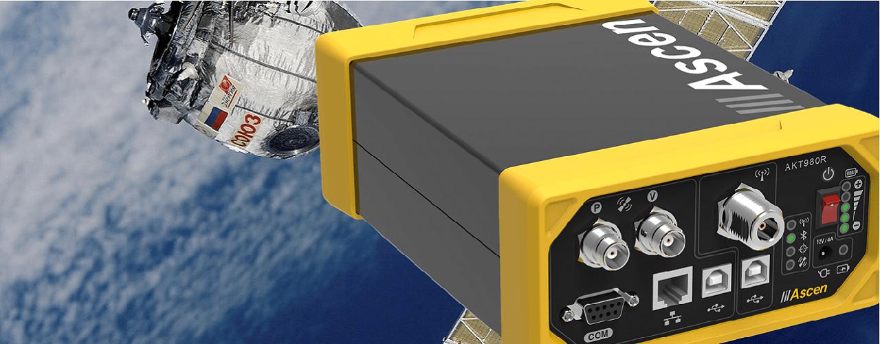 RTK L1/L2 GNSS 수신기 : AKT980R + LTE