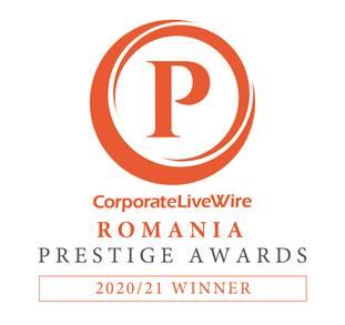 Prestige Awards Romania Winner