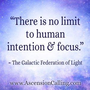 Intention & Focus