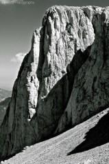 Pollegó Inferior (2.436 m). Pedraforca. Pared Norte