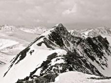 Puig de Trespunts (2.624 m). Cerdanya