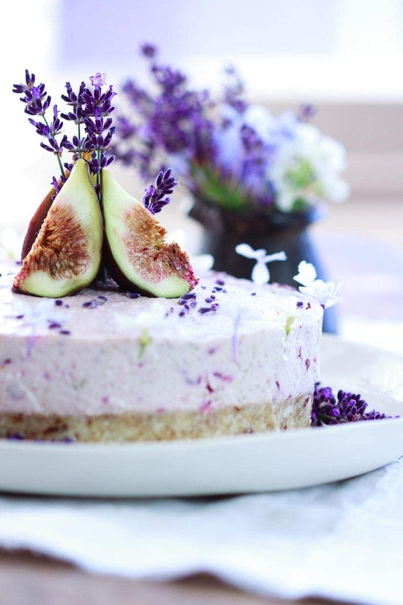 Raw-Fig-Cherry-Lavender-Cake