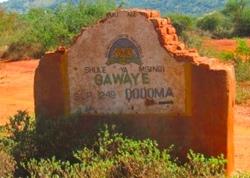 Gawaye, Tanzania