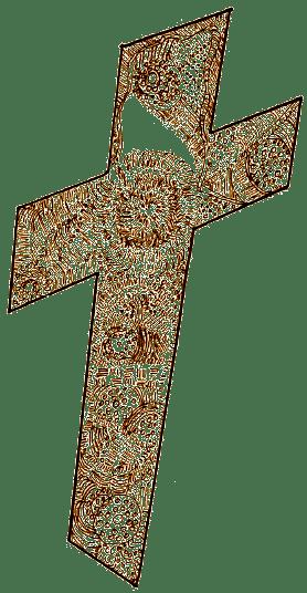 Cross for Lent 2012