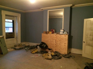 renovations of the rectory