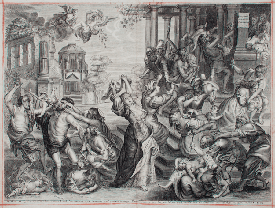 herod's slaughter of the innocents