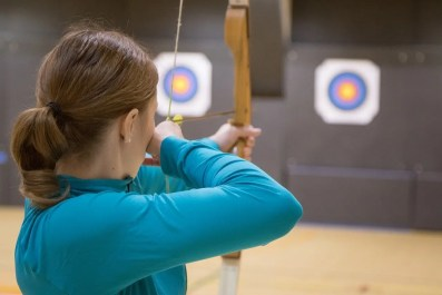 Draw A Bow - Archery Strengthening Exercises