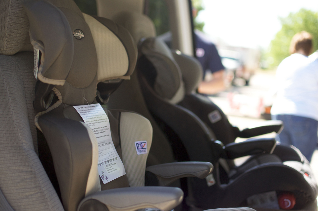Why Kids Should Stay in Rear-Facing Car Seats Longer