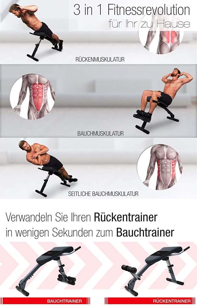Rückenstrecker