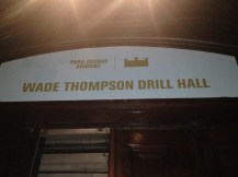 The Wade Thompson Drill Hall is the Park Avnue Armory's main exhibition space.
