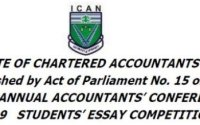 ICAN Essay Competition