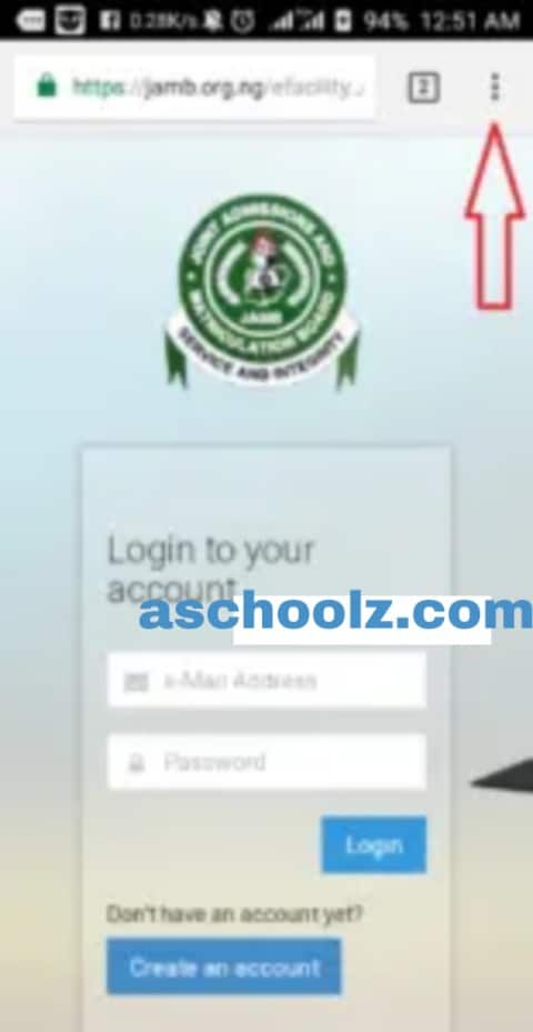How to Check if your O'level Result has been uploaded successfully on Jamb Cap Portal