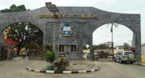 UNICAL Merit Admission List