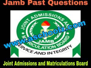 JAMB CBT Possible Past Questions